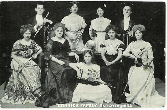The Corrick Family Entertainers