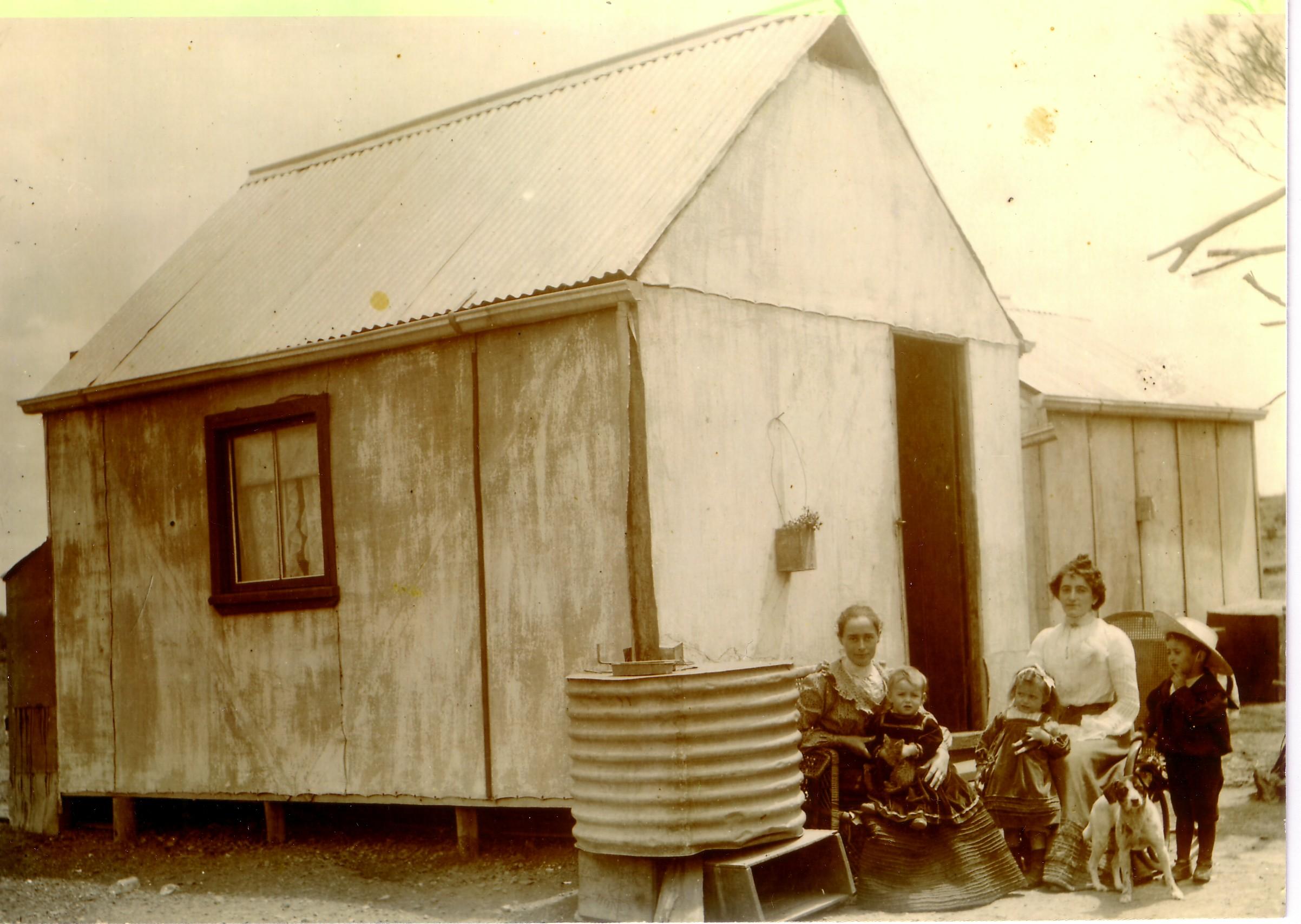 Eliza Mincham at home in Bonnivale