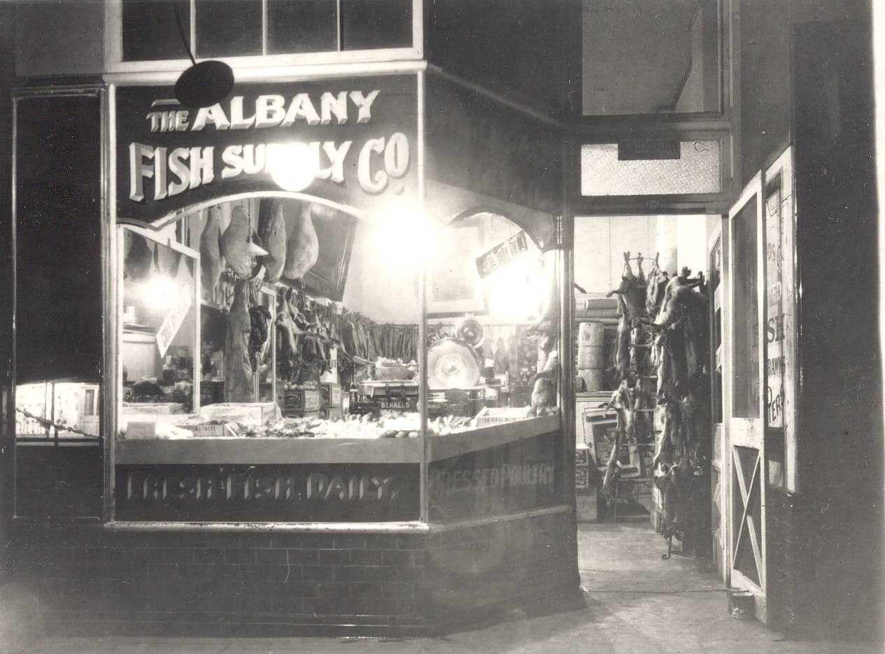 The albany fresh fish supply co for The fresh fish company