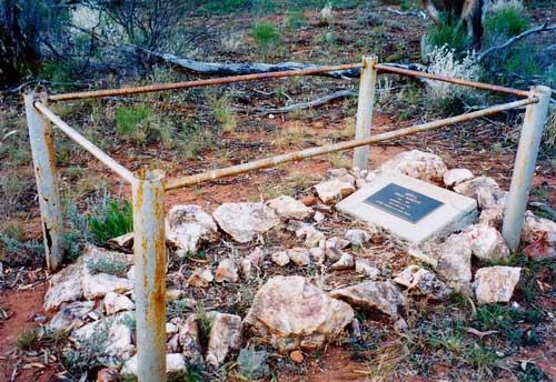 Grave of Isaac Robert Miell