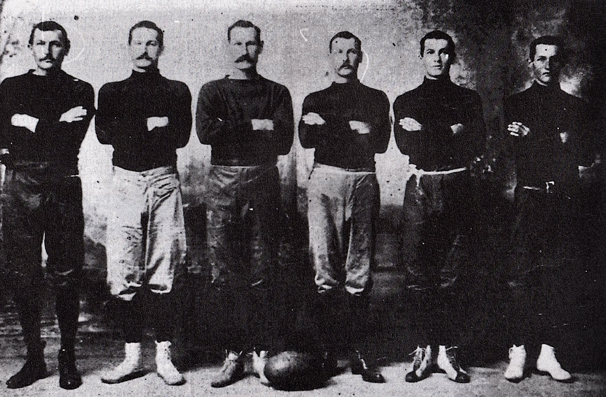 The Tyson Brothers – Goldfields Football Legends