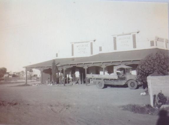The Moorine Rock Hotel