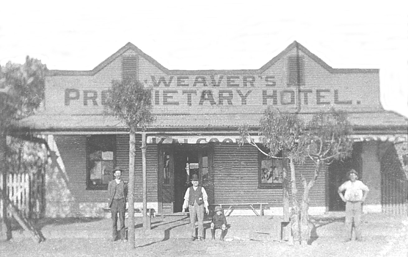 Hotels of the Goldfields – Cue