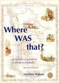 Where Was That? – by Geoffrey Higham