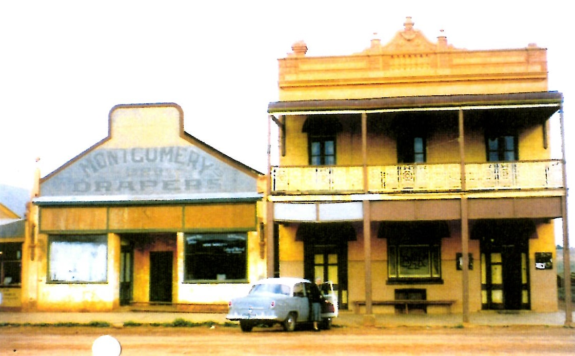Montgomery Brothers Stores