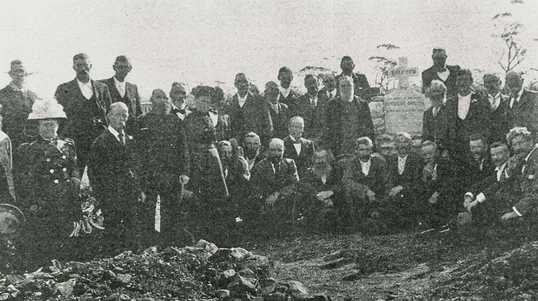 Coolgardie Pioneer Cemetery
