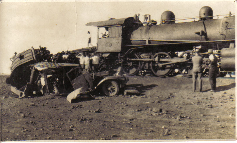 The Wiluna Crossing Smash