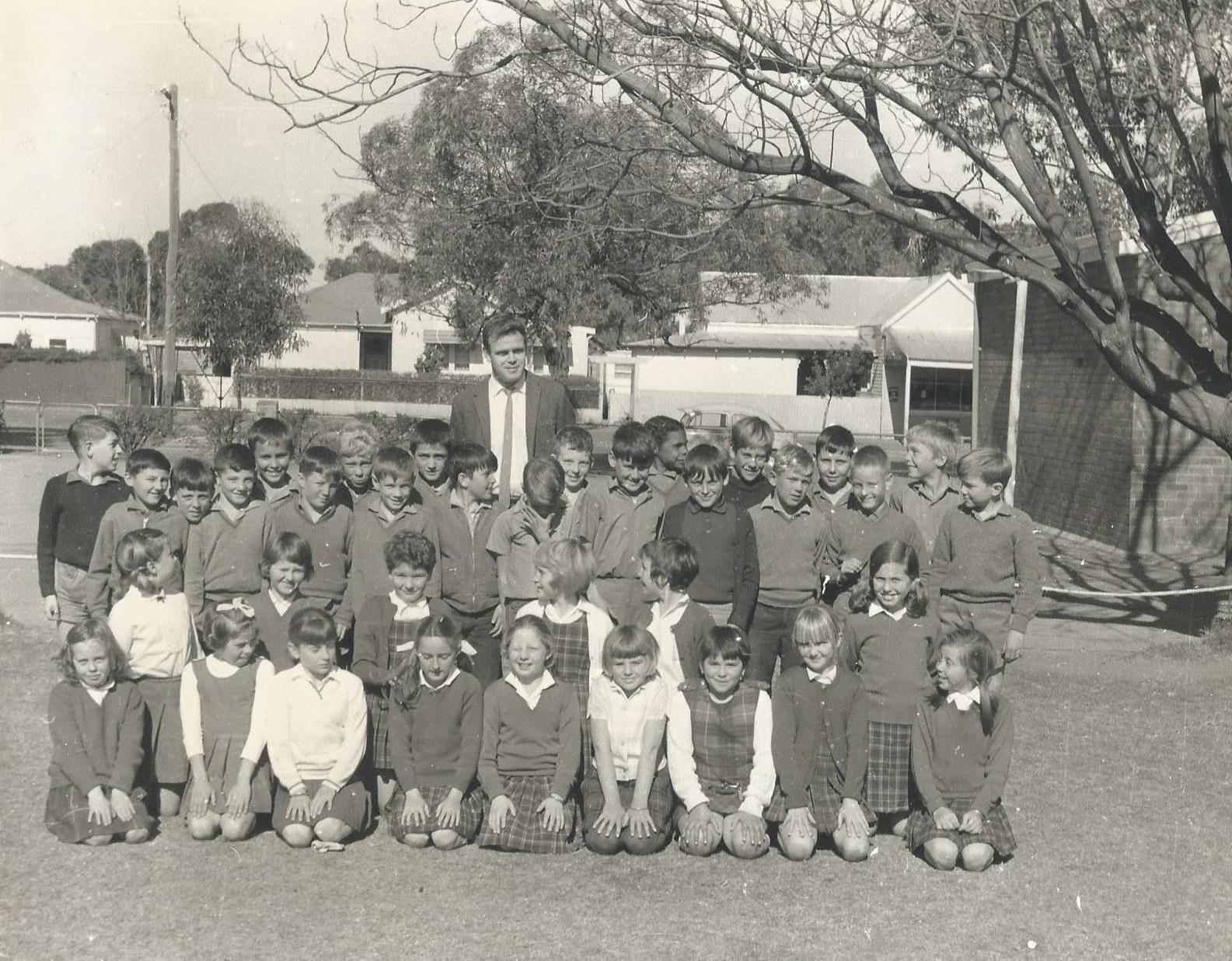 North Kalgoorlie School -1960 to1970