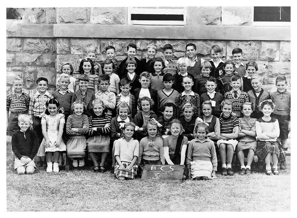 Boulder Central 1953- school days
