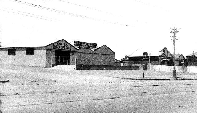 Then and Now – Goldfields Motor House