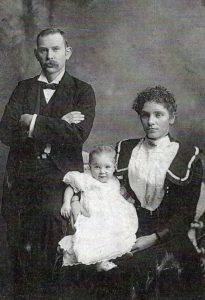 David-STOCK-and-Frances-STOCL-nee-HILL Baby-Margaret-Mary-