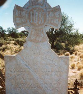 MACLAREN Joseph Archibald - Malcolm Cemetery