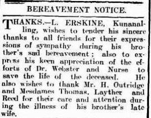 Coolgardie Miner Monday 7 August 1905, page 2